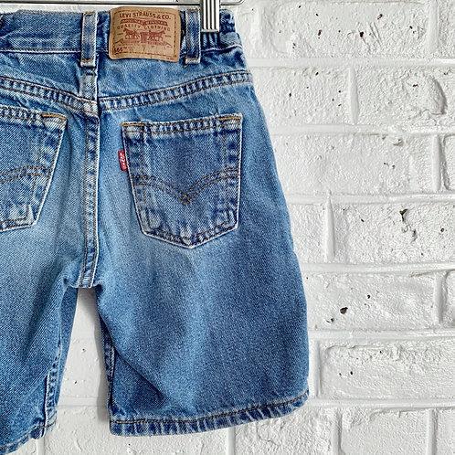 Vintage Classic Levi's 566 Shorts