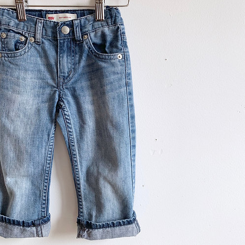 Classic Levi's 505 Jeans