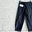 Thumbnail: Vintage Pleated Jacquard Trousers