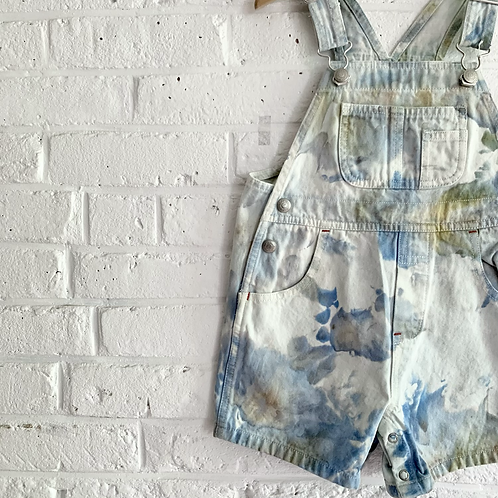 """""""Clouded"""" Vintage Shortall"""
