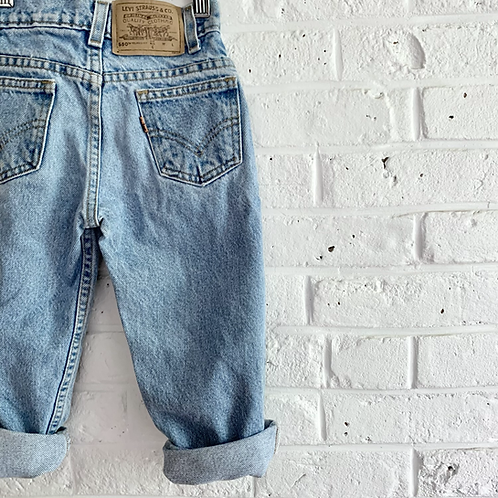 '97 Vintage 550 Levi's