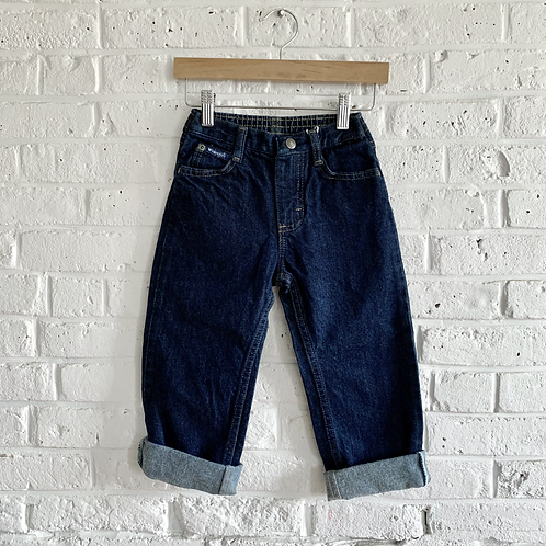 Rinse Wash Wrangler Jeans