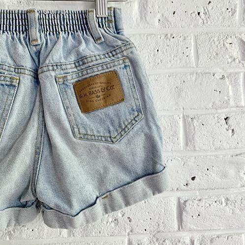Vintage Bass Shorts