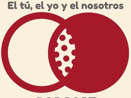 """Feliz de estrenar podcast """"El tú, el yo y el nosotros"""" en Ivoox ¿te apetece?"""