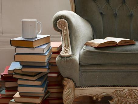 ¿Qué es la Biblioterapia? Algunas perlas de mi biblioteca para la consulta