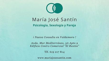 Viaje al nuevo centro de psicología María José Santín en Valdemoro