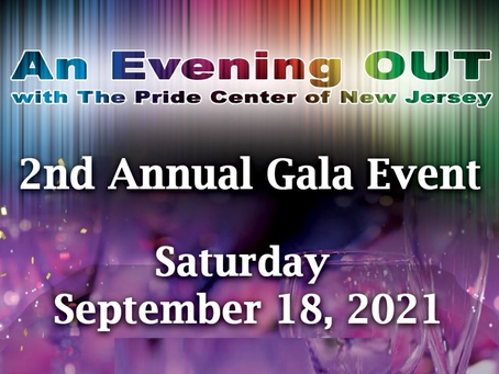 2021 LGBTQ+ Community Gala