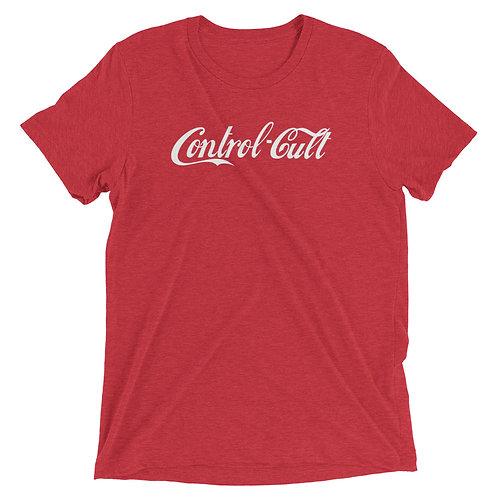 Subliminal Propaganda Control Cult T-Shirt