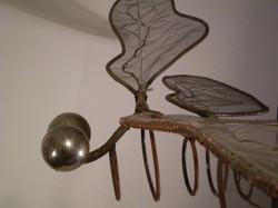 Dragonfly - 4' x 3 1/2' Metal