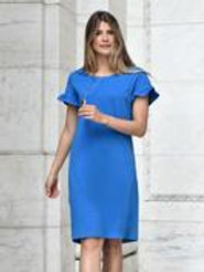Dakota dress-Blue
