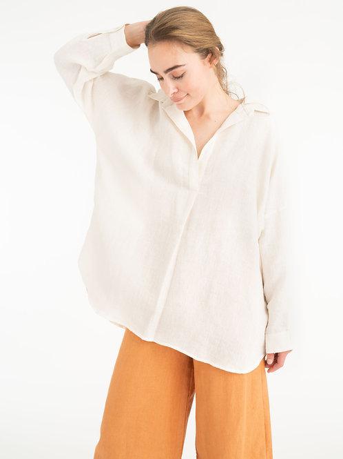 Oversize Tunic-Ivory