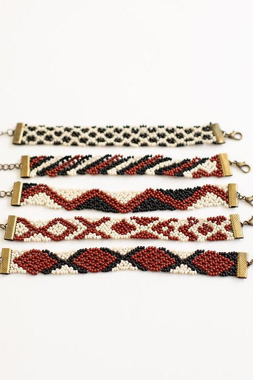Bessina Beaded Bracelet
