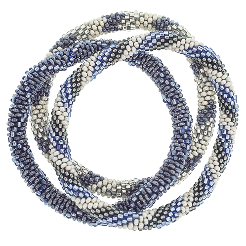 Roll-On® Bracelets - Denim