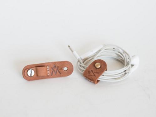 Cord Wrap-Camel