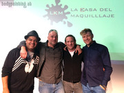 WB Academy Workshop in Madrid
