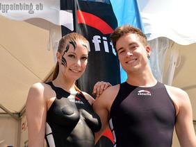 Skinfit Bodypainting | Ironman, St.Pölten