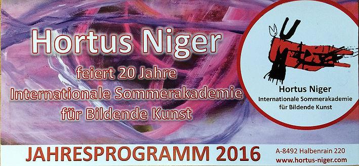 Hortus Niger