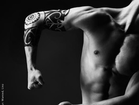 SCHINKO - Bodypainting Tattoo Advertising