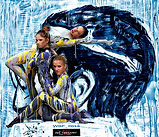 Action Bodypainting, Event Bodypainting Mike Shane