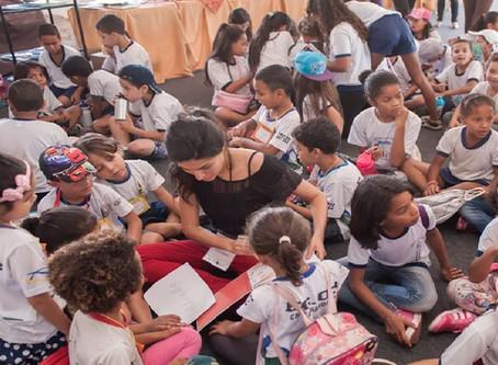 A cultura educa quando escola pública cultiva a literatura