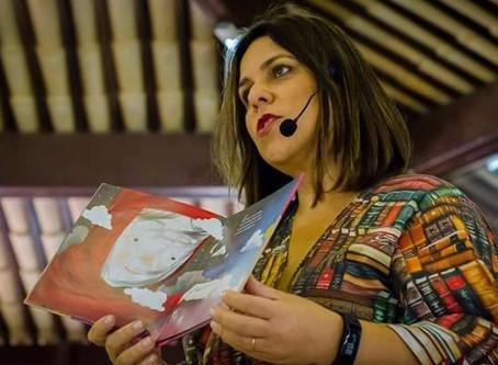 Alessandra Roscoe fala na Jornada sobre os medos de crianças e adultos
