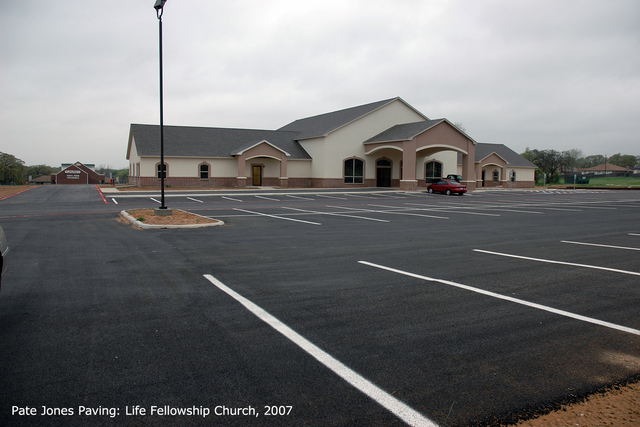Life Fellowship Church 2007