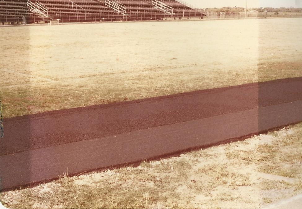 Crowley Running Track 1978
