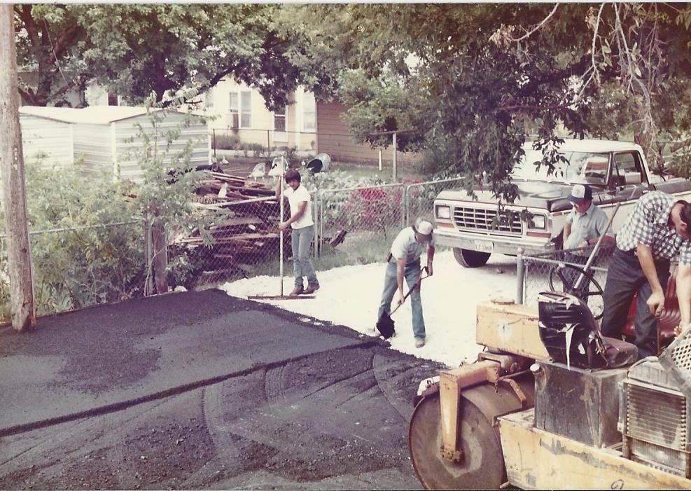 Parking Lot 1980