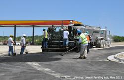 Loves Gas Station 2011