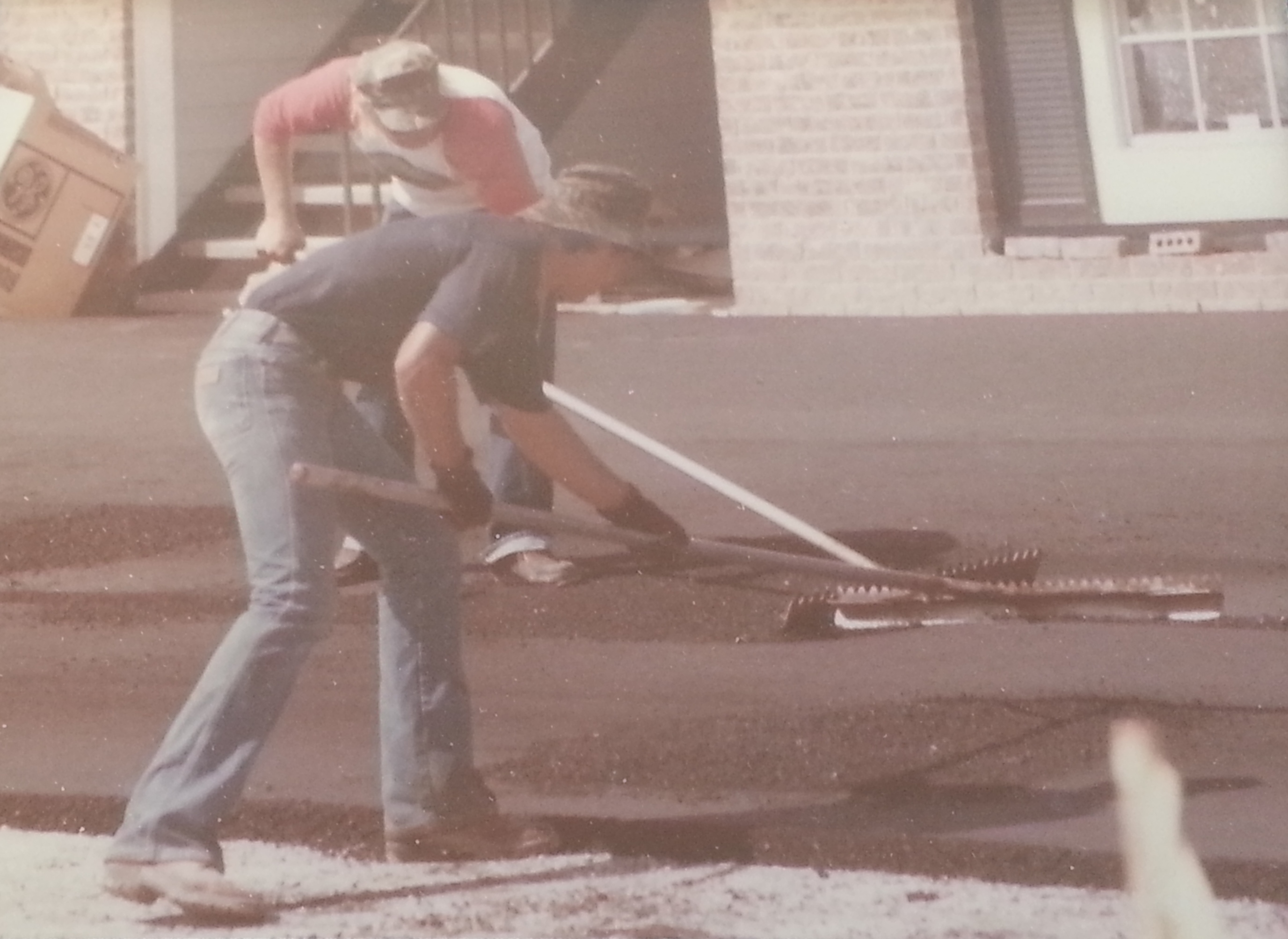 Cleburne Apartments 1984