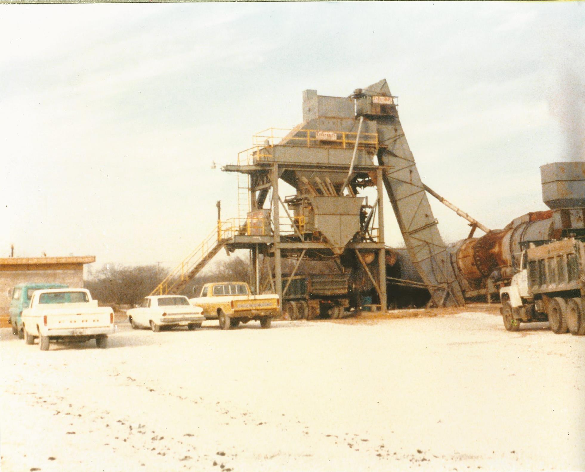Asphalt Plant 1979