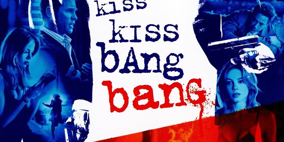 Review/Discuss 'Kiss, Kiss, Bang, Bang' Script