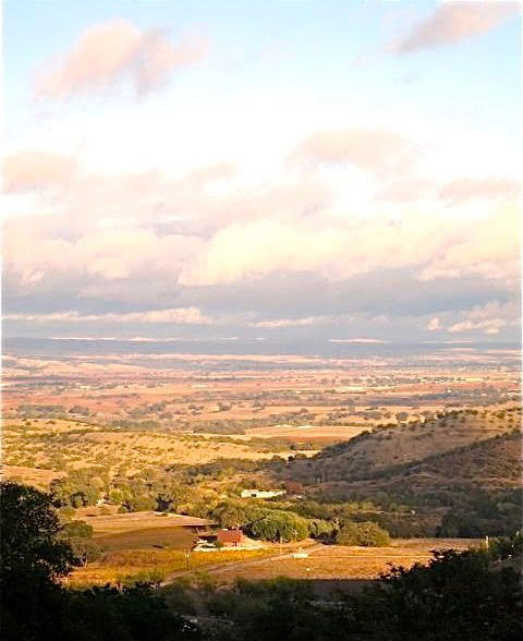 View from Oak Flat hilltop