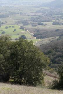 The beautiful Paso landscape