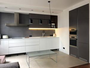 """Кухня в стиле """"минимализм"""""""
