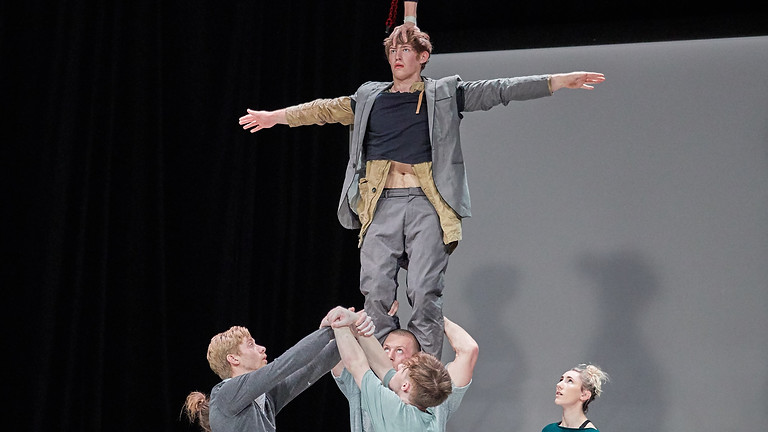FOCUS ON AUSTRALIA – YOUNG ARTISTS IMAGINE THE FUTURE OF CIRCUS