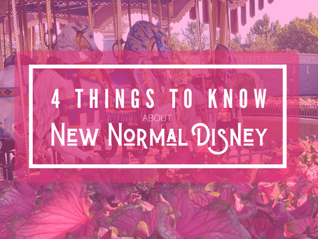 4 Things To Know About New Normal Disney!