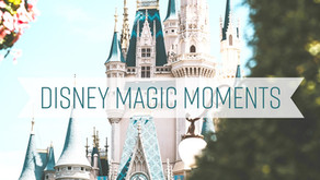 Introducing Disney Magic Moments
