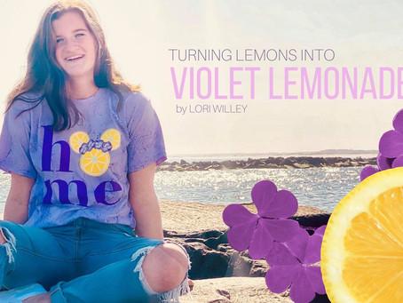 Turning Lemons into Violet Lemonade