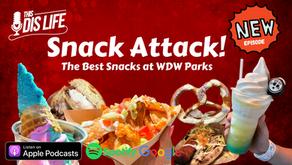 Disney Parks Snack Attack