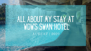 All About My Stay at WDW's Swan Hotel!