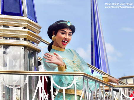 Will I See the Princesses at Disney?