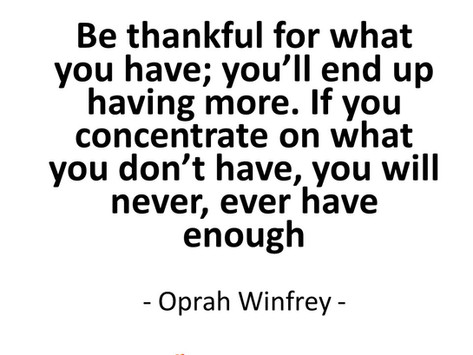 Success Nugget 003: Do this and your life will be great.