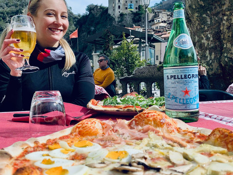 Pizza, Pasta & Basta ride! Once upon a time in the land of Dolce Vita…