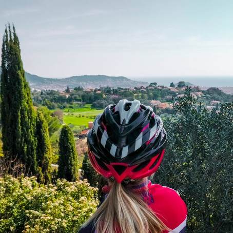 Story of One Very Nice Lunch Ride: Why is it worth to go off the beaten path? Cycling North of Nice