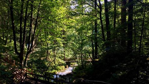 Myra waterfalls