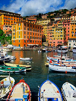 Vivi l'incredibile Riviera e i suoi villaggi di pescatori