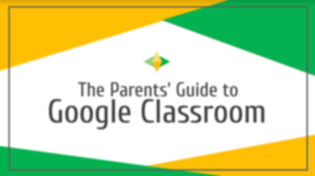 official google classroom guide for pare