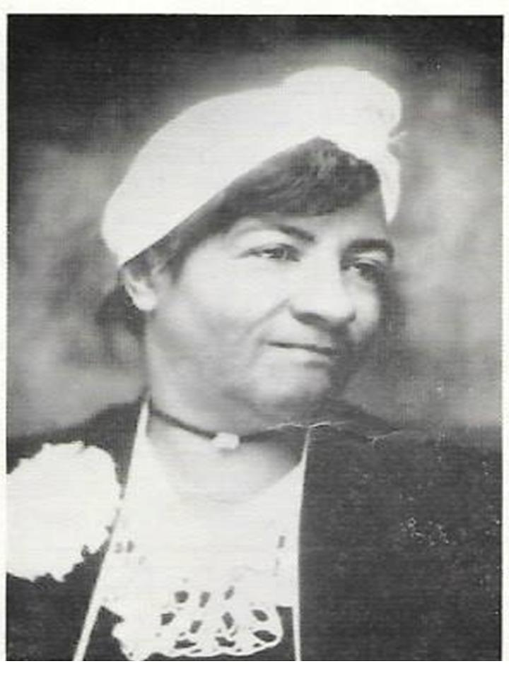 Pastor Estella Black