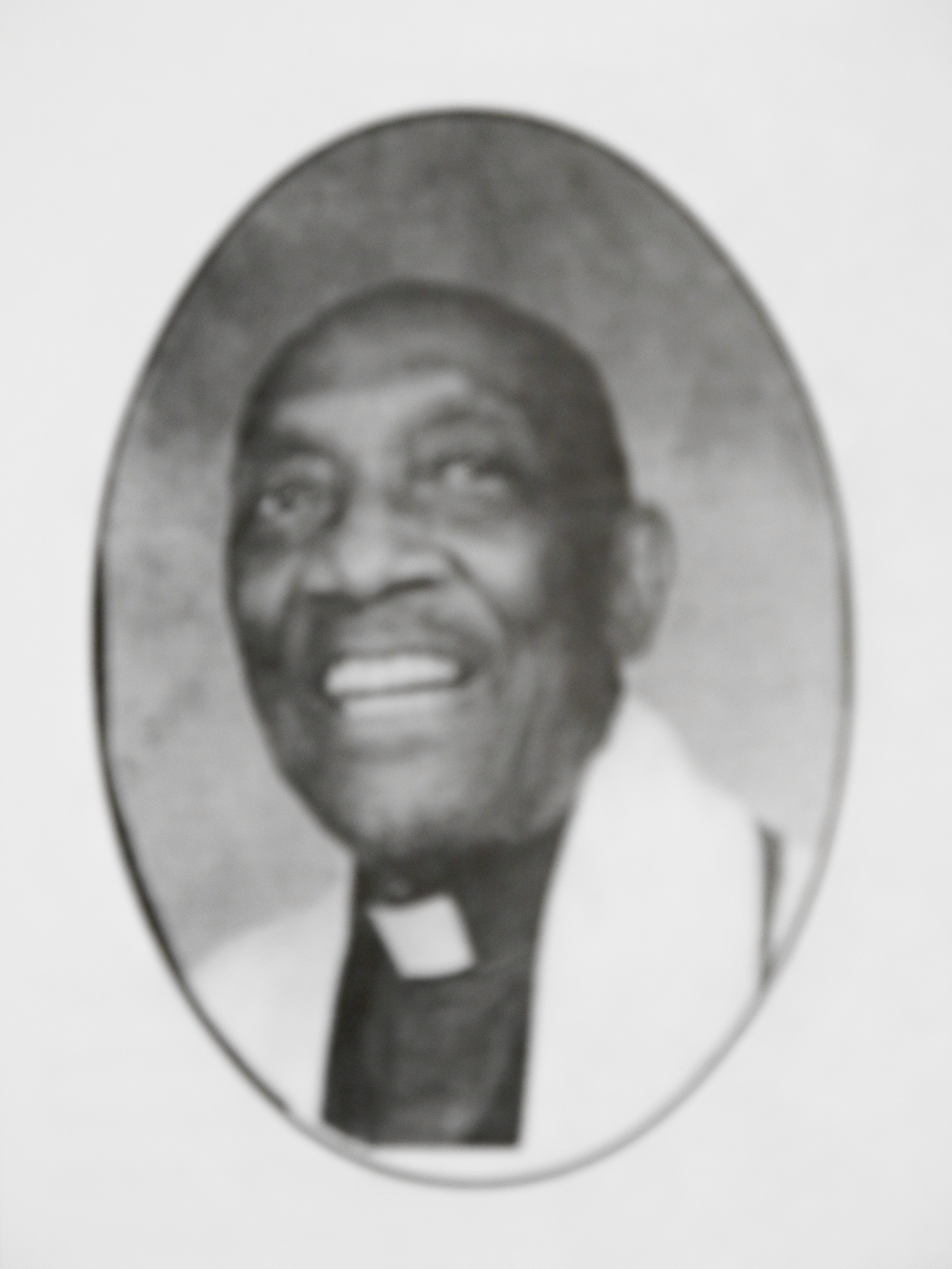 District Elder Nelson Miller